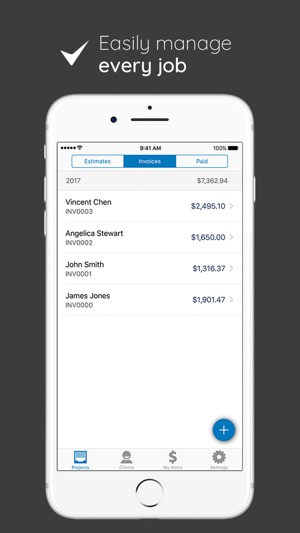 Invoice Simple On The App Store - Invoice to go free online clothing stores for men