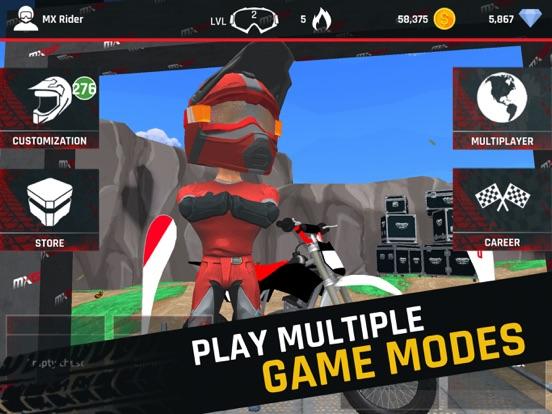 MXGP Motocross Rush на iPad