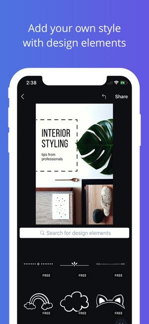 Canva logo invitation maker on the app store canva logo invitation maker on the app store stopboris Gallery