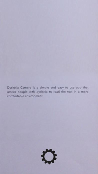 Dyslexia Cameraのおすすめ画像1