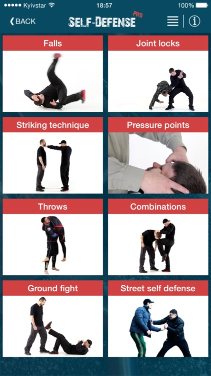 Self-Defense Pro