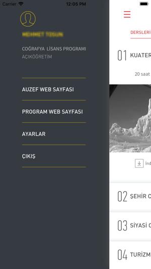 Auzef Mobil App Storeda