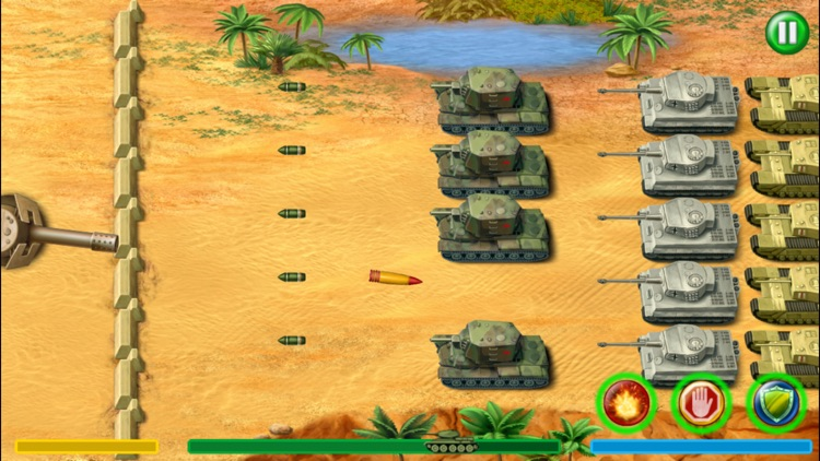 World War 2 Tank Defense screenshot-0