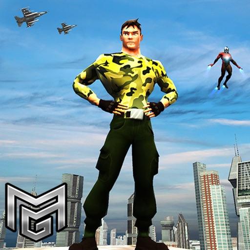 Super Hero City Rescue iOS App