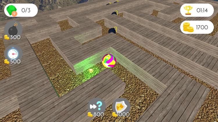 Heaven Maze 3D screenshot-6