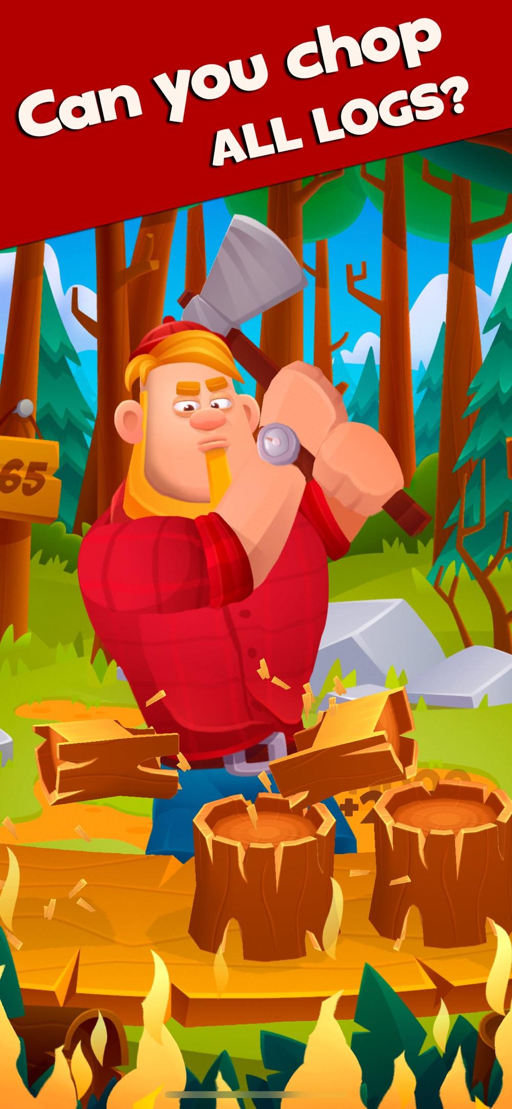 Timber Slash – Best Clicker Cheat Codes