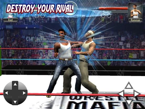 World Wrestling Revolution 3D Boxing Champions | App Price Drops