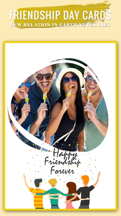 Freindship day Hd greeting card 2017