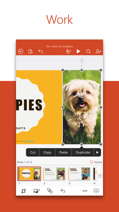 download Microsoft PowerPoint apps 0