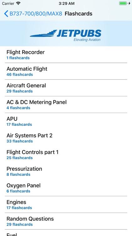 B737-700/800  Study App screenshot-3