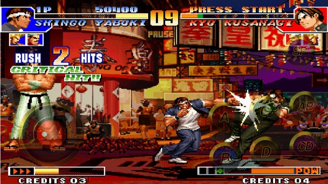 The King Of Fighters 97 On The App Store