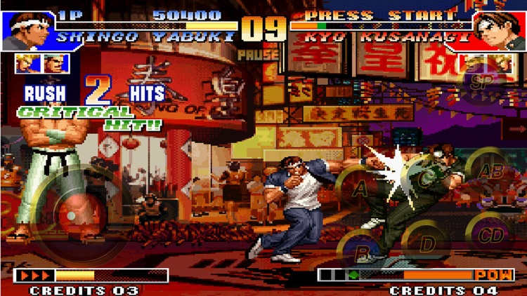 THE KING OF FIGHTERS '97 screenshot-3