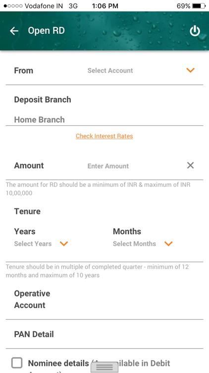 IDBI Bank GO Mobile+ screenshot-8
