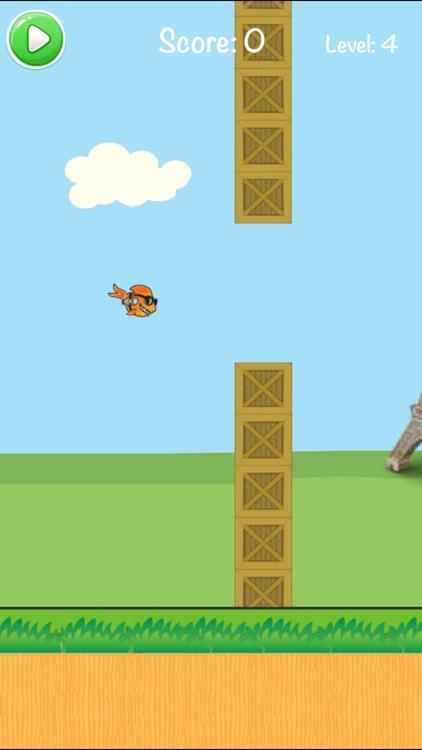Go Fishy Bird!
