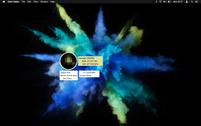 Color Maker review screenshots