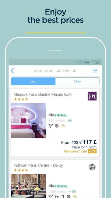 Download AccorHotels - Hotel Booking for Pc