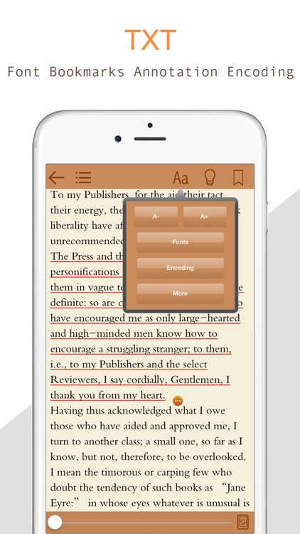 eReader Professional Edition screenshot-2