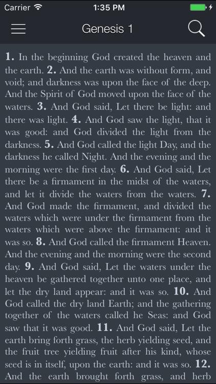Holy Bible (King James)