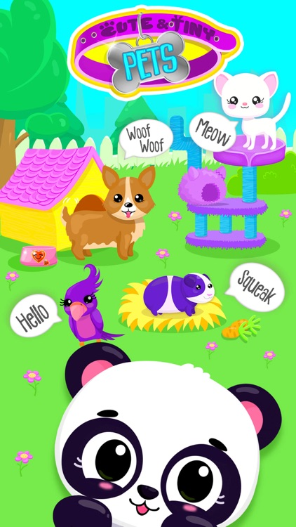 Cute & Tiny Pets screenshot-0
