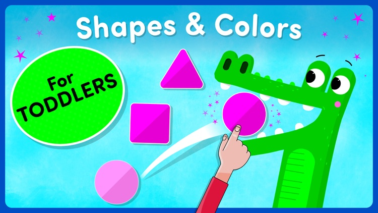 Shape games for toddlers -FULL