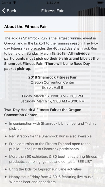 Shamrock Run Portland screenshot-2
