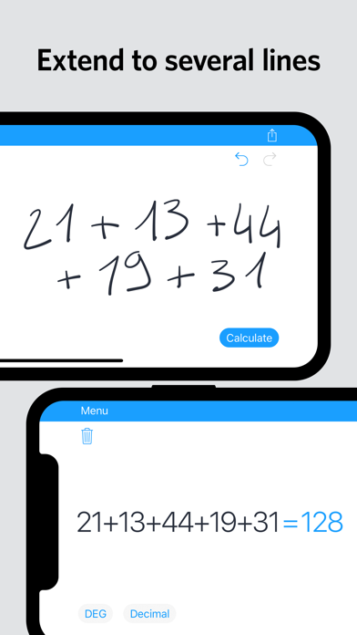 download MyScript Calculator apps 0