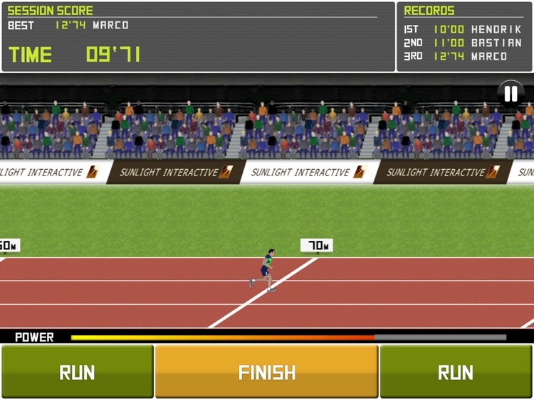 Deluxe Track&Field HD Lite screenshot-0