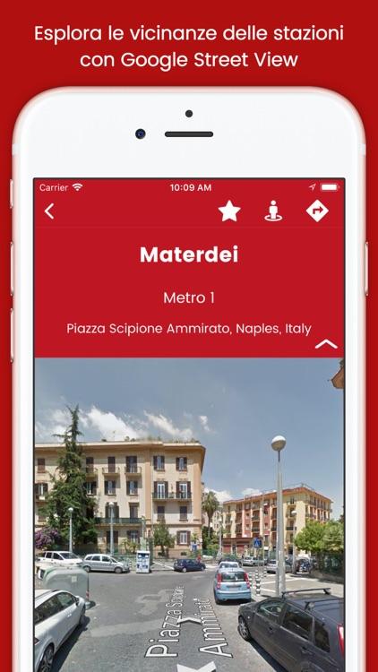 EasyMetro Naples screenshot-3