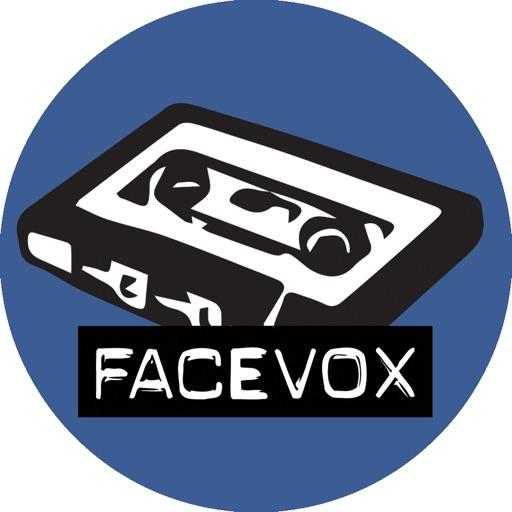 FACEVOX: Social Photo Recorder