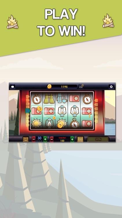 Camping Fun - Casino screenshot-3