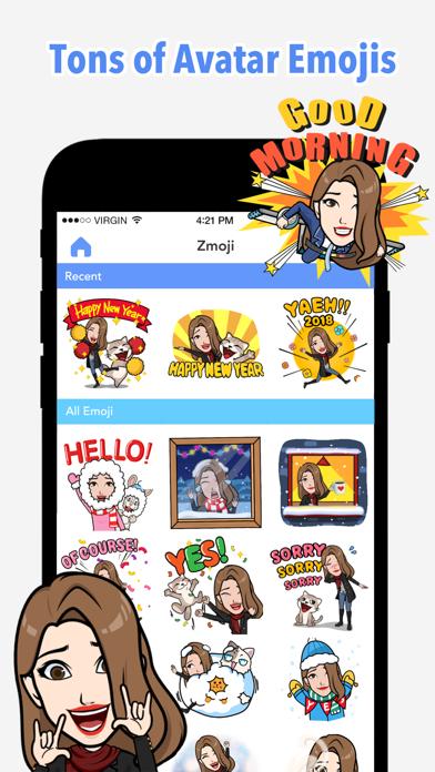 download Emoji Me Keyboard | Zmoji apps 0