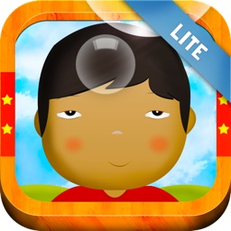 Learn Mandarin Chinese for Toddlers - Bilingual Child Bubbles Vocabulary Game Lite