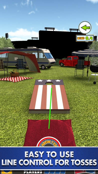 Screenshots for Ultimate Cornhole: 3D Bag Toss