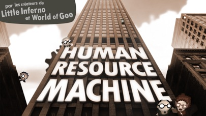 Screenshot Human Resource Machine