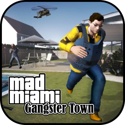 Mad Miami Ganster Town