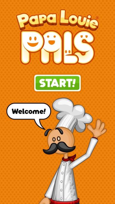 Papa Louie Pals screenshot 1