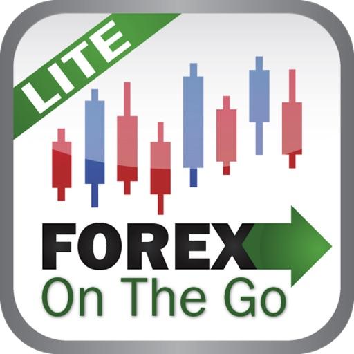 Forex On The Go Lite iOS App