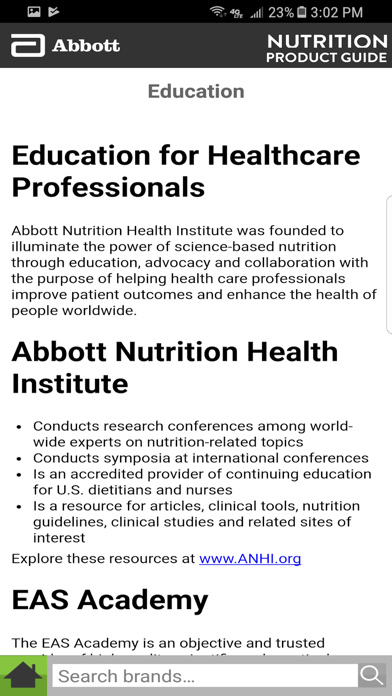 Abbott Nutrition Product Guide-3