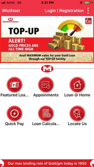 Imuthoot On The App Store