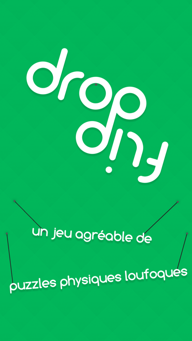 Screenshot #1 pour Drop Flip