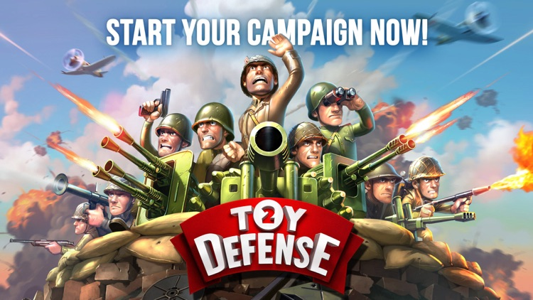 Toy Defense 2 - Tower Defense screenshot-4