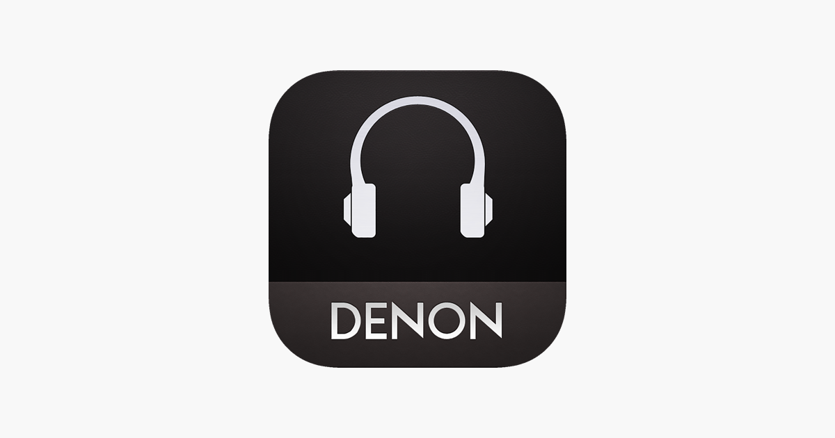 Denon Audio on the App Store