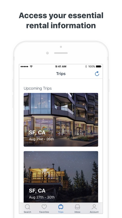 HomeAway Vacation Rentals screenshot-4