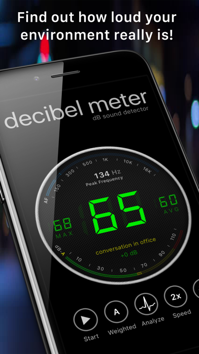 Top 10 Apps like dB Decibel Meter - sound level measurement