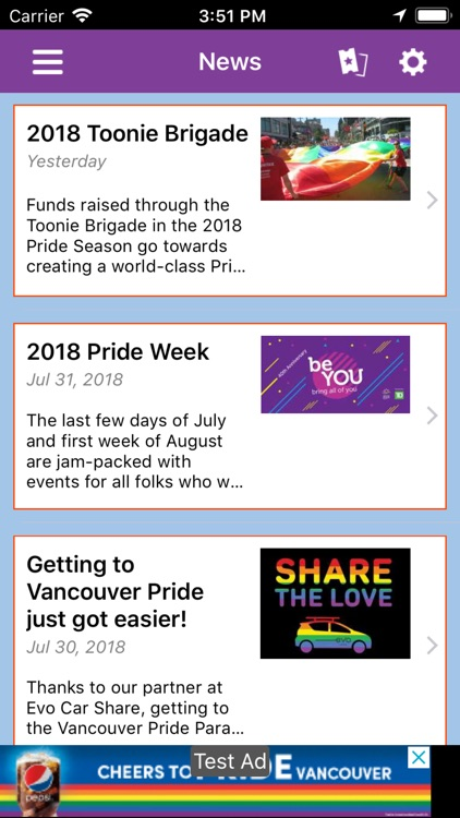 Vancouver Pride screenshot-3