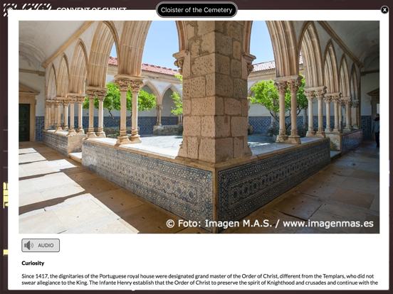 Convent of Christ in Tomar screenshot 6