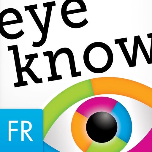 Eye Know: Quiz de mots Image FX