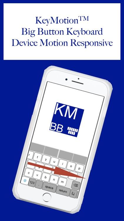 KeyMotion Big Button Keyboard