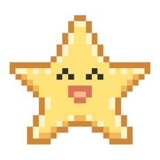 Activities of Falling Pixel Star