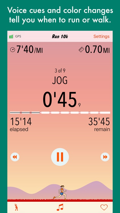 Run 10k - couch to 10k program screenshot-2